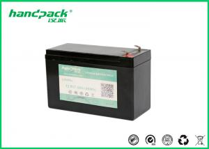 China 2000 Cycle Times LiFePO4 Rechargeable Battery , Lithium Solar Batteries High Safety on sale