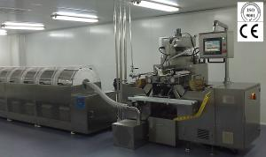 China Large Scale Soft Capsule Making Machine Softgel Encapsulation Machine on sale