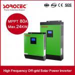 DC AC Solar System Inverter / Grid Tie Solar Inverter for Living House / Home Building