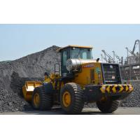 China Anti Dust Structure Mini Compact Wheel Loader With 5000kg Load Long Wheelbase on sale
