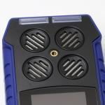 Professional Multi Gas Detector , 4 In 1 Battery Operated Gas Detector