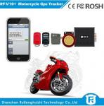 motorcycle anti-theft gps tracker & alarm  built-in sim card track anywhere anytime