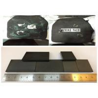 Ceramic Ballistic Armour Plates / Silicon Carbide Ceramic Tiles For Understanding Armor Plate