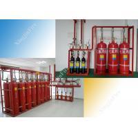 China Fm200 Gas Cylinder Hfc-227Ea Extinguishing System Gas Sprinkler System on sale