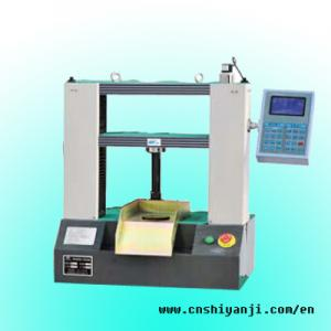 China compression testing machine 10KN digital display WDW-Y10 for iron ore pellet on sale