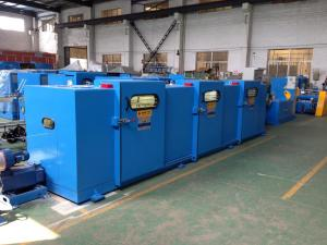 China Low Noise Wire Extruder Machine , Copper Wire Twisting Machine 630/800mm on sale