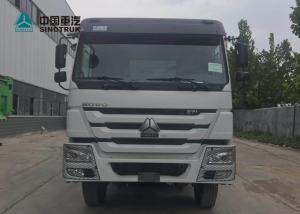 China 371HP 6X4 20CBM Heavy Duty Dump Truck Dual - Circuit Air Pressure Brake on sale