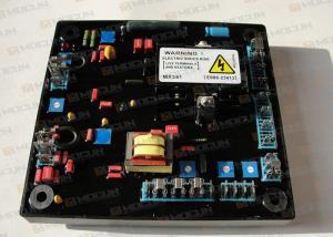 China Hard / Soft GUM  Automatic Voltage Regulator AVR Generator Brushless Type MX341 on sale