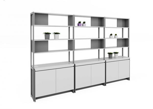 European Style Custom Office Furniture High Gloss Show