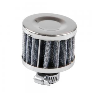 China Worldwide Lightweigh Cold Air Intake Filter Neck Size 12mm Carbon Color on sale