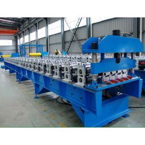China Tôle faite sur commande de rouleau de fer formant le recourbement en acier de toit de machine on sale
