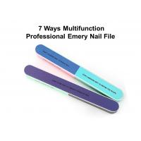 Emery Material Disposable Nail Files Buffing Block For Nail Art Learner