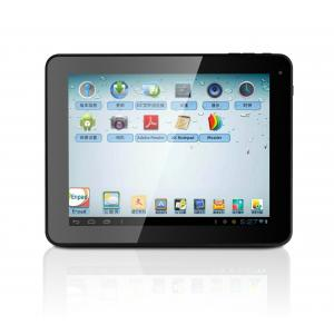 China Thin And Light 9.7 Inch Quad Core Tablet PC , CPU Android With HDMI / GPS on sale