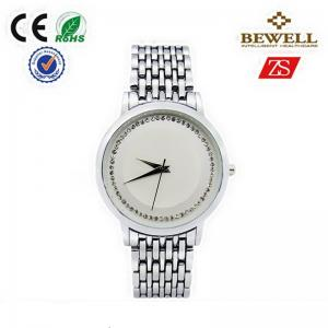China 5ATM Waterproof Stainless Steel Wrist Watches , Japan Movement Unisex Wrist Watch on sale