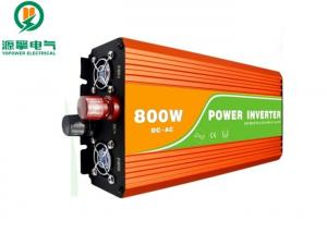 China DC 12V AC 220V High Frequency Pure Sine Wave Inverter , 800W Pure Sine Wave Inverter on sale
