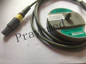 China Fetal Monitoring Ultrasound Transducer Probe Edan Cadence II  F6 / F9 Toco Transducer on sale