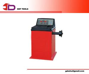 China 220V / 50HZ 0.2KW Automatic Tyre Balance machine Tyre Equipment on sale