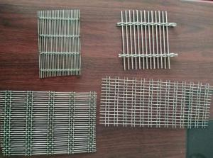 Quality Stainless Steel Decorative Wire Mesh For Cabinets / Window Screen / curtain for sale