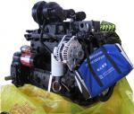 Professional High Speed Vehicle Diesel Engine B Series With Six Cylinder