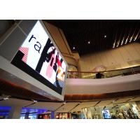 SMD P3 Indoor Full Color Led Display 1R1G1B LED Screen Rental CE ROHS Approval