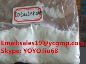 China Avodart / Dutasteride Anti Estrogen Steroids Organic Anti - Hair Loss Cas No 164656-23-9 on sale