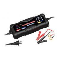 China Portable Lead Acid Car Battery Charger , 6V / 12V 2A / 4A on sale
