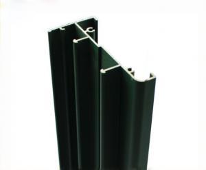 China Rectangle Powder Coated Aluminium Extrusions Profiles Parts Folding Aluminum Table on sale