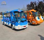 New design luxury Sightseeing Car dolphine/clownfish design Electbusric tourist