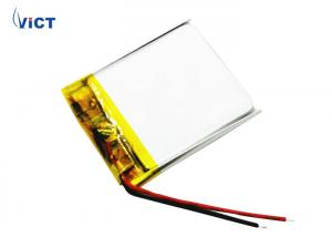 China Deep Cycle Power Tool Battery / Long Life Lithium Ion Polymer Battery 3.7 V on sale