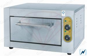 China Commercial Electric Baking Oven , Electric Oven For Baking / Bread on sale