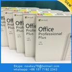 Microsoft Office 2019 Professional Plus Product Key DVD Box Packaging