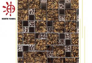 China HTY - TS 300 Hot Sale New Style Tiles Mosaic/Ceramic Mosaic Tile on sale