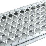 30mm Thickness Lowes Non Slip Stair Treads For Floor Grates Of Low Carbon Steel
