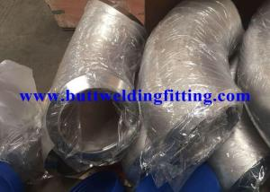 China Os cotovelos de aço inoxidável ASTM A182 F55 da formação fria/tubulação de UNS S32760 os encaixes Elbow on sale