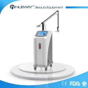 China 30W Medical treatment CO2 Fractional Laser Scare Removal Skin Resurfacing on sale