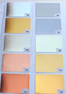 China heat transfer metallic foil,Non-water transfer printing film on sale