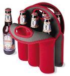 сумка охладителя вина транспереснт для пользы лета консервной банки и пива крутой