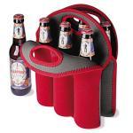 bolso del refrigerador de vino del transperesnt para el uso fresco del verano de la poder y de la cerveza