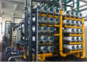China Reverse Osmosis Industrial Water Treatment Systems 1000LPH - 50000LPH on sale