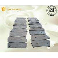 China AS2074 Pearlitic Cr-Mo Alloy Steel Precision Casting Caps For Cement Mill on sale