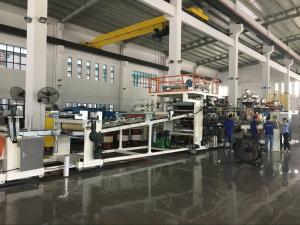 China Three Layers PC, ABS Luggage Sheet Extrusion Machine, Luggage Making Machine, Luggage Sheet Production Line on sale