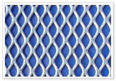 China Stainless Steel Expanded Mesh Panels on sale