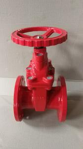 China (ANSI) Cast Iron Gate Valve Flanged Ends on sale