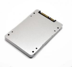 China Aluminum SSD Case 1.8'' mSATA SSD To 2.5'' HDD SSD To SATA Adapter OEM Solid State Drive on sale