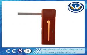 China Arm Auto Reverse And Cooling Fan Device Automatic Road Barrier Gate 12m Straight Arm on sale