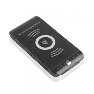 China Qi 5V 2A Wireless Cell Phone Charger  For IPad Samsung Galaxy  / Iphone / HTC on sale