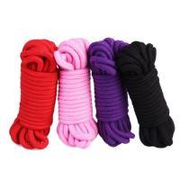 Cotton Bondage Sex Toys SM Bondage Slavery Clothing Restraint Soft Rope