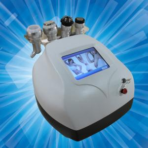 China portable reduce cellulite vacuum cavitation rf machine on sale