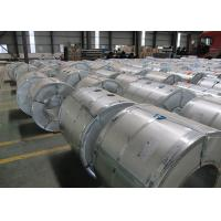Automotive Hot Rolled Coil , Mirror Finish Surface ASME ASTM Stainless Steel Coil