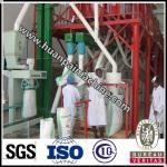 maize flour machine 50ton per day maize/corn flour grits milling machine